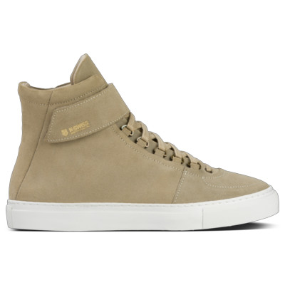 MENS HIGH COURT SUEDE