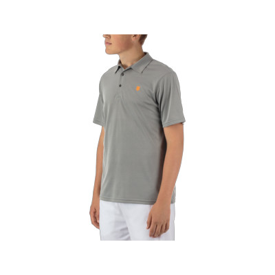 MENS PERFORMANCE POLO 2- TWO TONE OXFORD