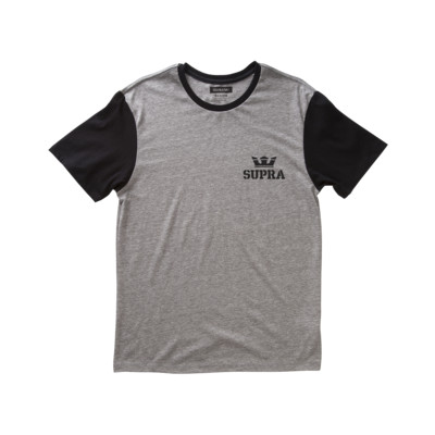 CROWN COLORBLOCK T-SHIRT
