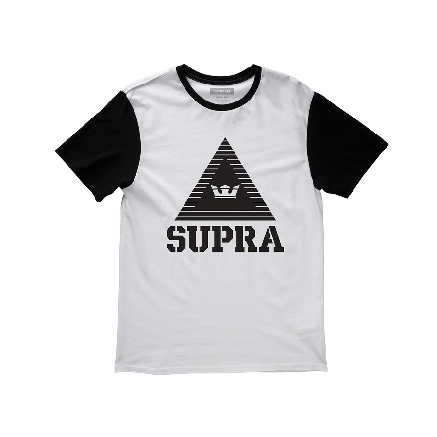 TRIANGLE COLORBLOCK T-SHIRT