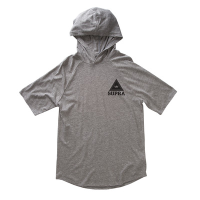 TRIANGLE HOODED RAGLAN