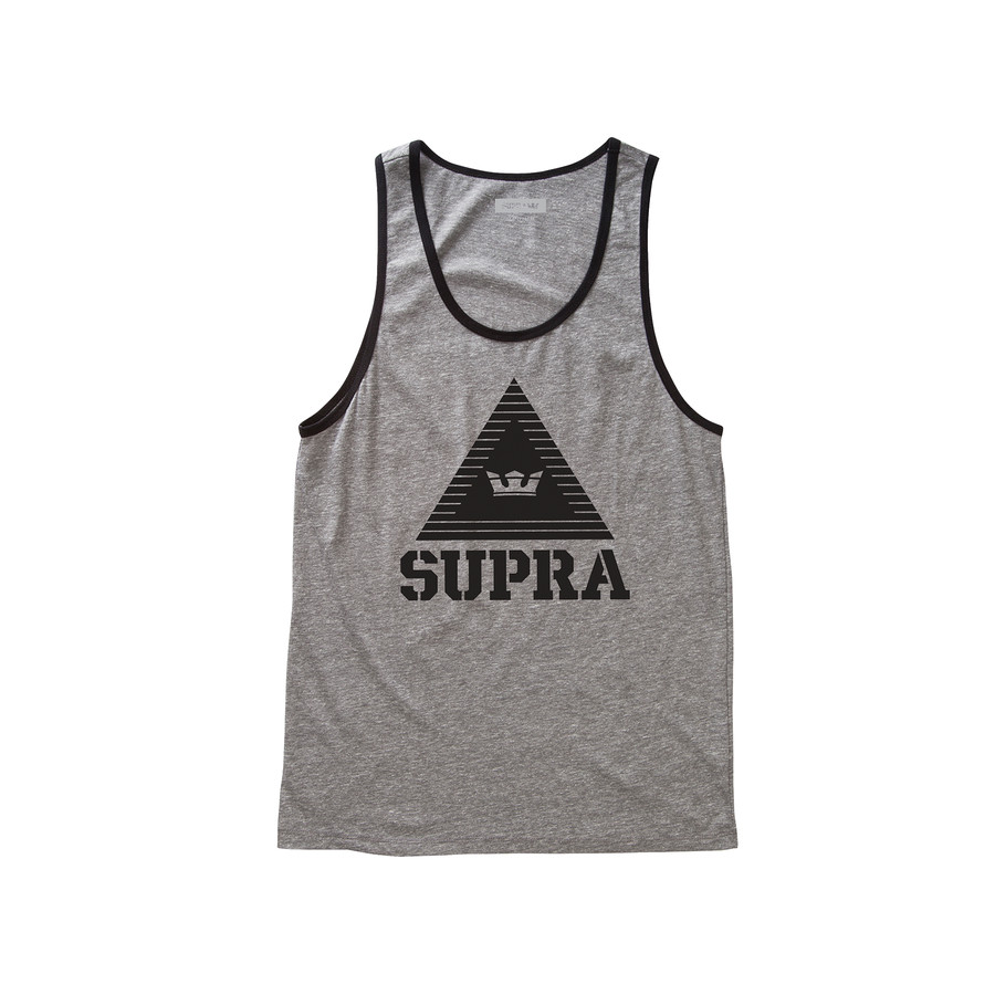 TRIANGLE PREMIUM TANK TOP