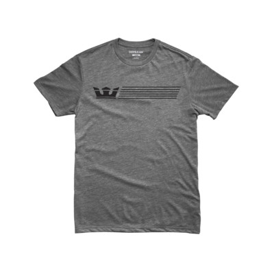 CROWNSTRIPE REG TEE