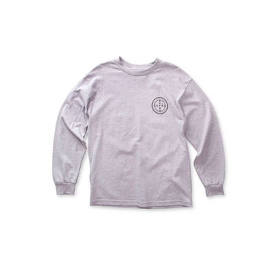 CROSS SEAL LONG SLEEVE TEE