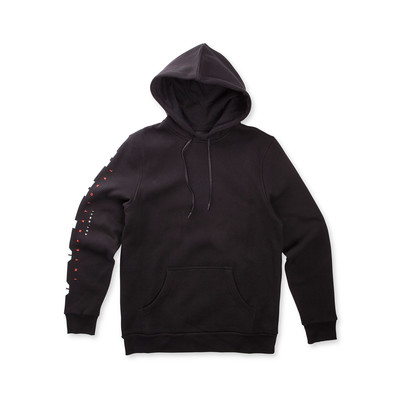 HERITAGE HOODED PULLOVER