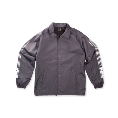 STRIPPED COACHES JACKET