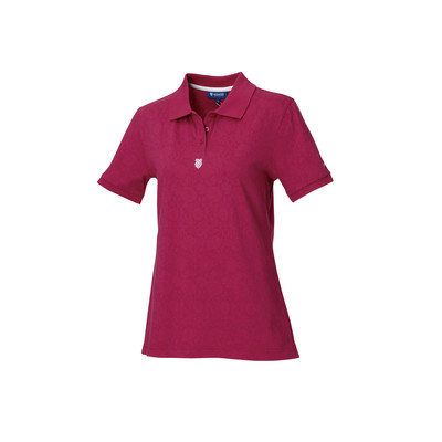 ALLOVER PRINT POLO
