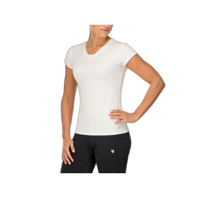 WOMENS PACE CAP SLEEVE