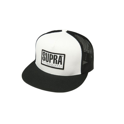 TRI-BLOCK TRUCKER HAT